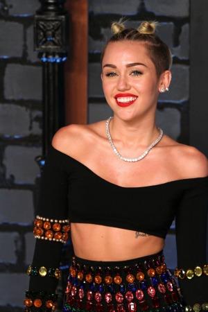 MileyCyruscroptop