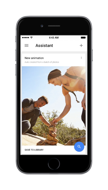 google-photos-assistant