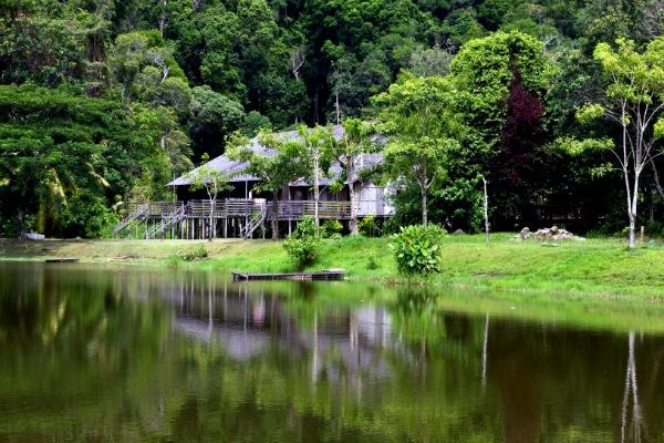 Travel guide to Sarawak, Borneo