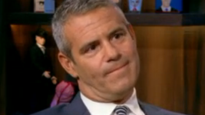 Andy Cohen's 5 best responses to
