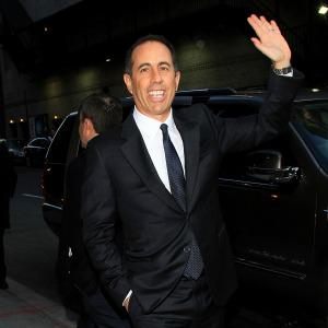 Jerry Seinfeld: Forbes' top-earning comedian of