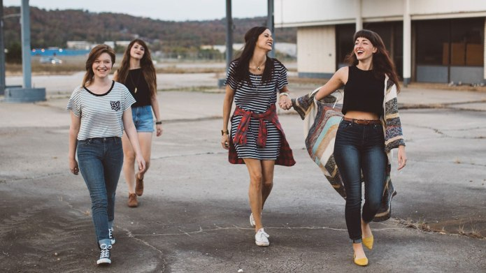 The Surprising Way Teenage Girls Are