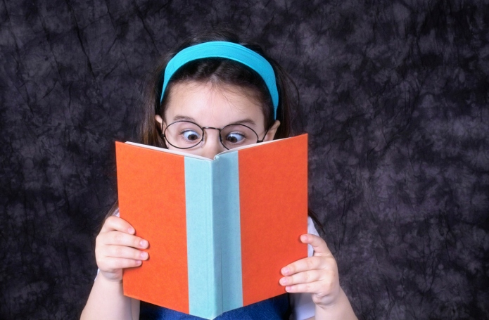 Young Bookworm