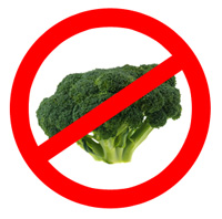IBS - Don't Eat Broccoli