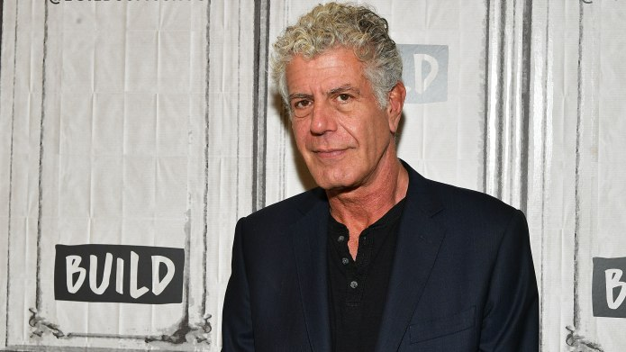 Anthony Bourdain Has Complicated Views on