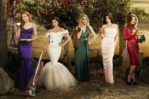 Desperate Housewives midseason report
