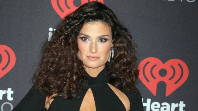 Idina Menzel's choice for Elsa's girlfriend