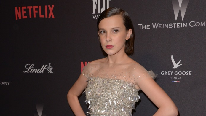 Millie Bobby Brown Serves Fans a