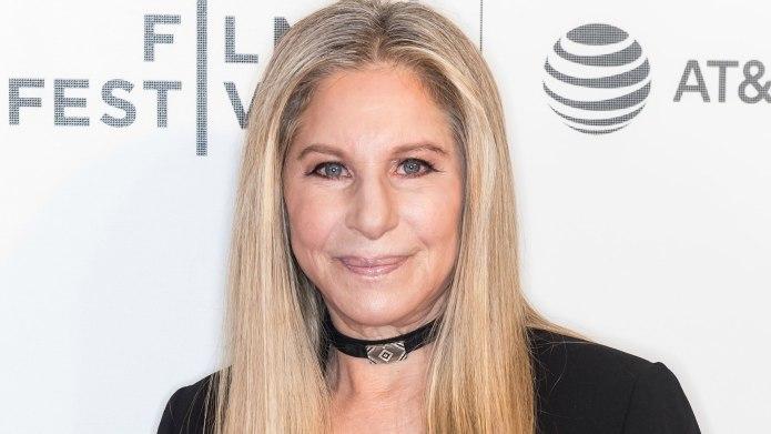 Barbra Streisand Loved Her Dog So