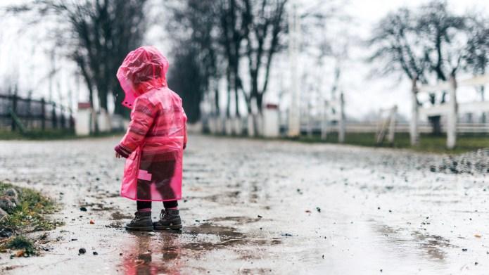Shot of an adorable little girl