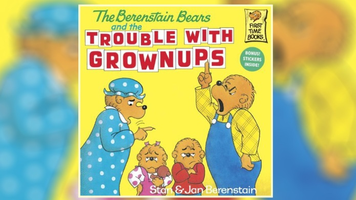 The Berenstein Bears aren't real and