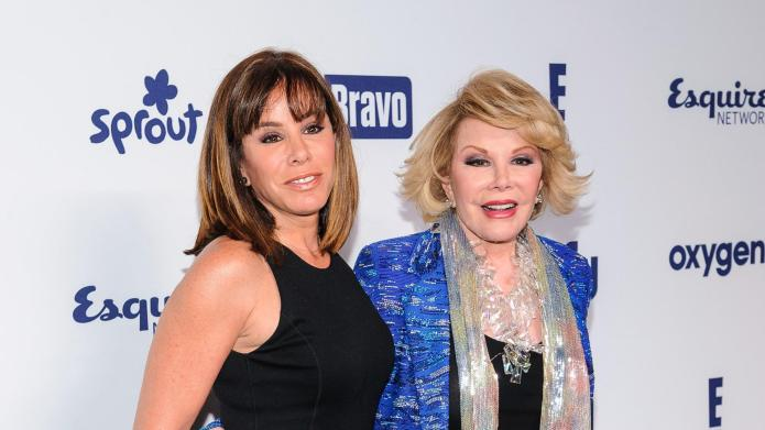 Melissa Rivers thinks Joan Rivers' death