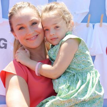 Elisabeth Rohm chats infertility, parenting Easton