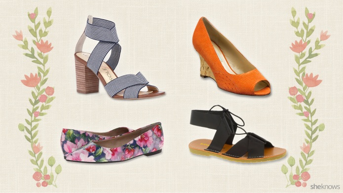 9 Super-cute spring shoes you can