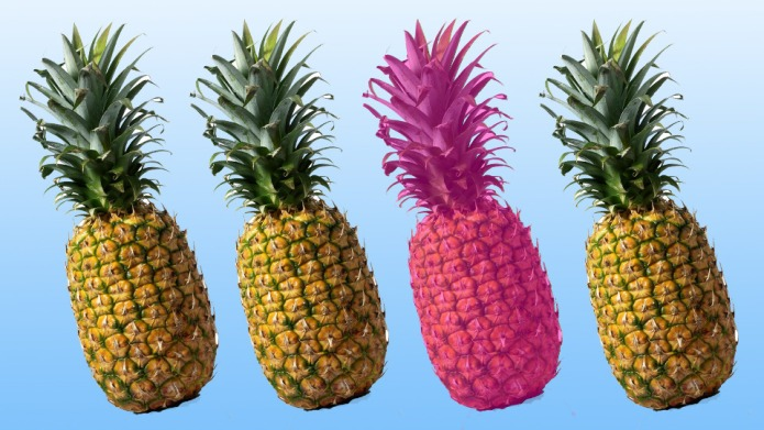 Breaking: Now Pineapples Come in Millennial