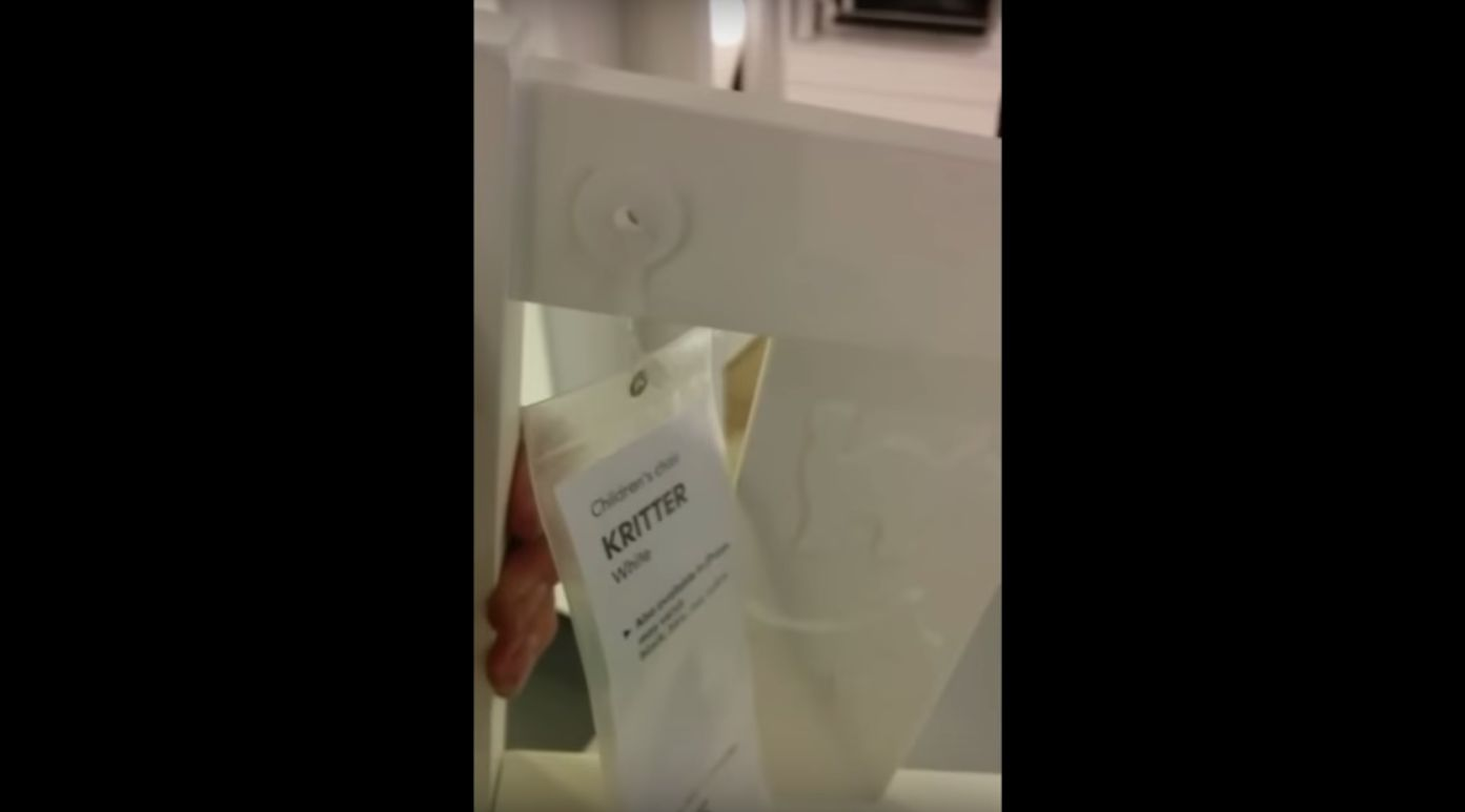 Man annoys girlfriend with hilarious IKEA product puns