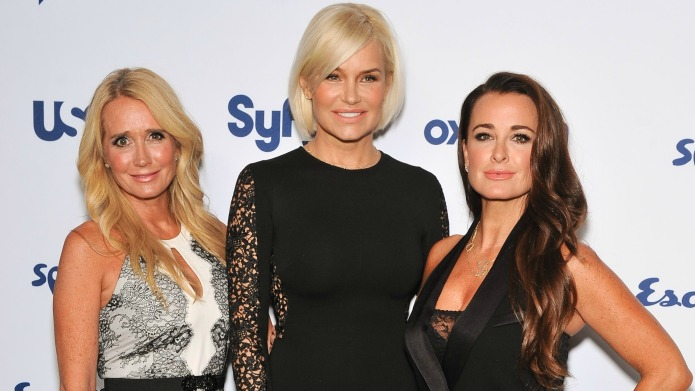 Kim Richards continues to film on