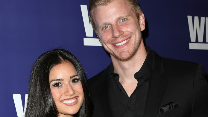 Everyone's freaking out over Sean Lowe's
