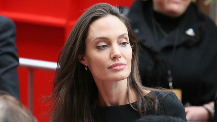 Angelina Jolie Got a Huge, Painful