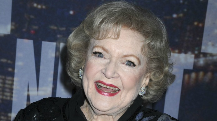 Betty White gives expletive-filled movie review
