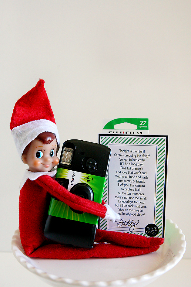 Elf on the Shelf Camera