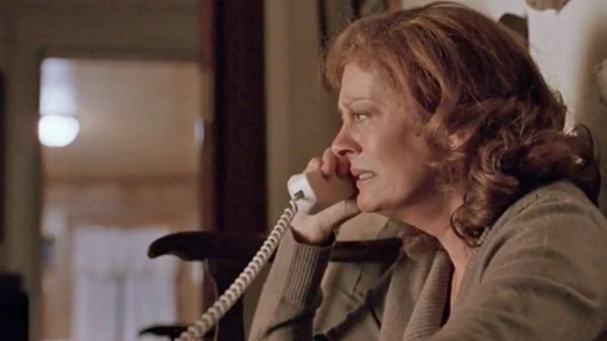 Susan Sarandon in the film 'In the Valley of Elah.'