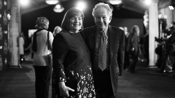 Ina Garten Celebrates 50th Wedding Anniversary