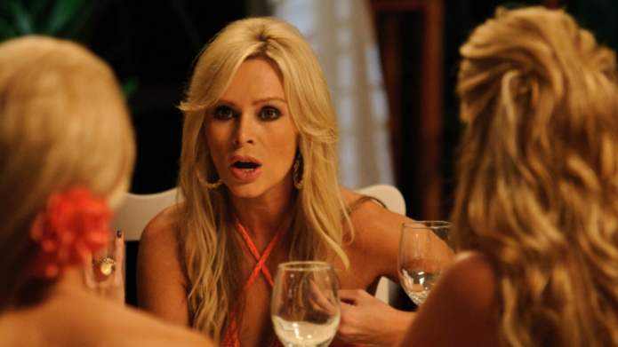 Everyone's 'Evil' in Real Housewives of