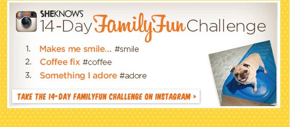 family fun challenge