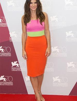 Friday's Fashion Obsessions: Sandra Bullock and