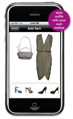 iphone stylebook app