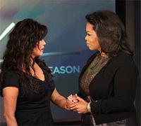 Marie Osmond talks about suicide of
