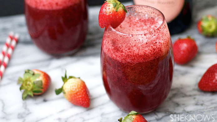 3 sparkling cocktails to infuse your