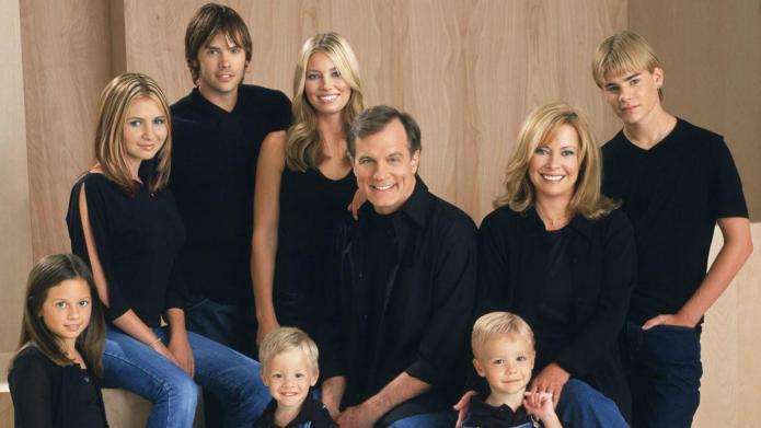 PHOTOS: 7th Heaven family reunites for