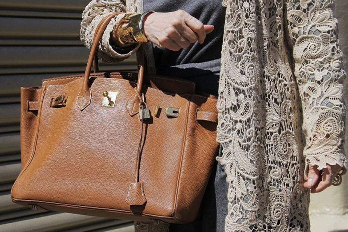 Birkin bags are actually a wise