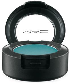 Robin's Egg blue -- Mac eyeshadow