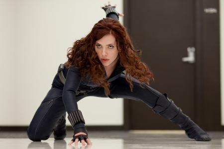 Iron Man 2 star Scarlett Johansson