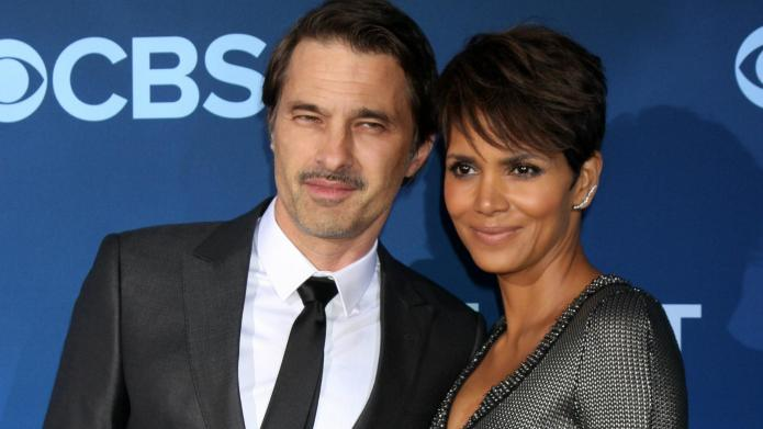 Halle Berry's husband loses his cool