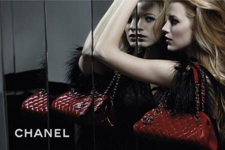 Blake Lively's Chanel campaign debut