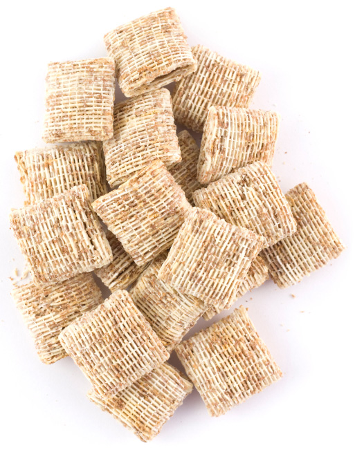 shredded mini-wheats