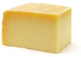 cheese isolated