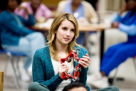 Emma Roberts in It's Kind of a Funny Story