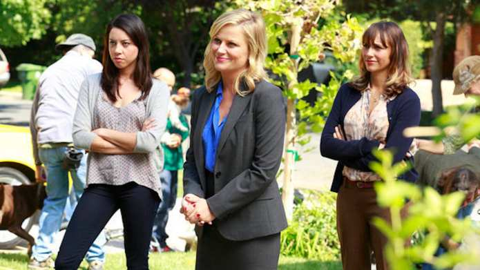 The Women of Parks & Rec
