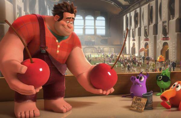 New clips: Disney's Wreck-It Ralph