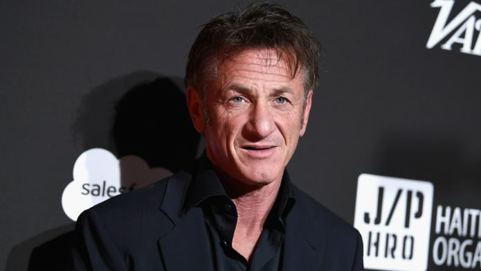 Sean Penn Might Be Done With