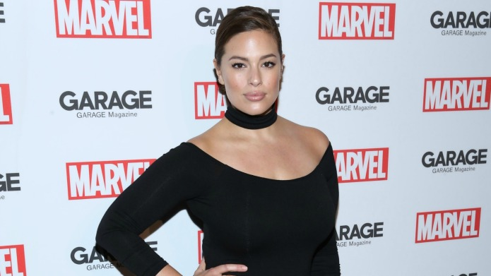 Sports Illustrated cover model Ashley Graham
