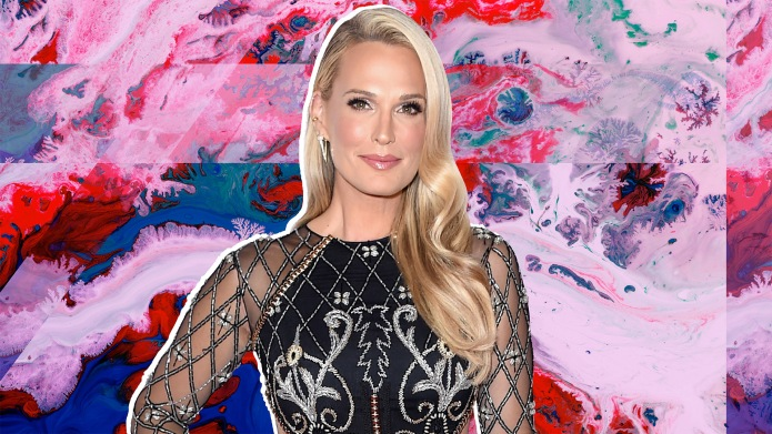 Molly Sims Says Meditation Is a
