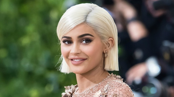 Kylie Jenner Is Already Being Mom