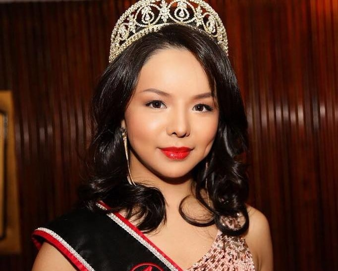 Anastasia Lin is the outspoken beauty