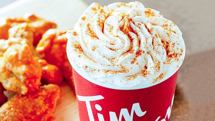 Would You Try Tim Hortons' New